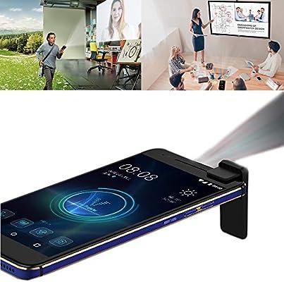 DONOTTAG. Proyector de Video portátil para teléfonos Inteligentes ...