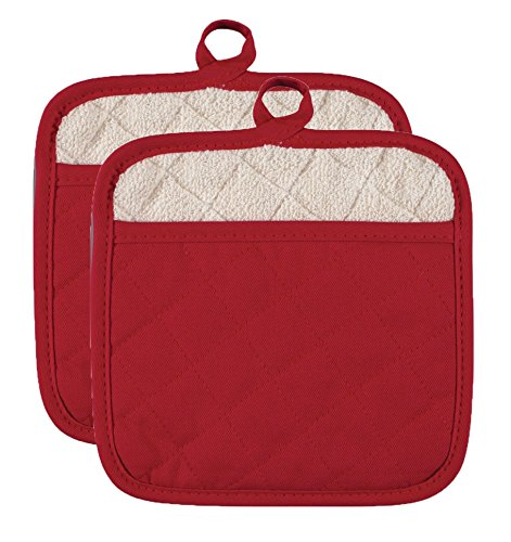 KAF Home Cherry Machine Washable