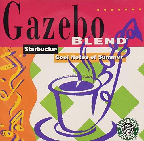Gazebo Blend: Starbucks Cool Notes of Summer Gazebo Post