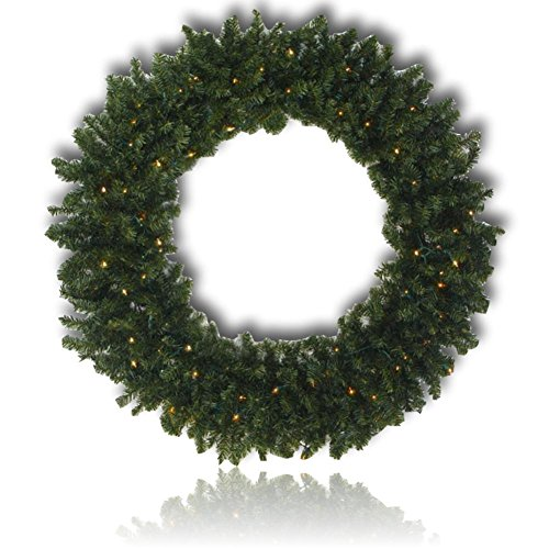 Outdoor Lighted Advent Wreath - 4