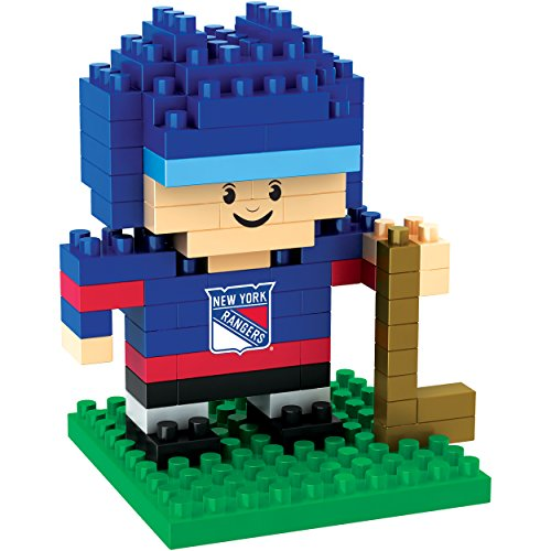FOCO New York Rangers 3D Brxlz - (Rangers Collectibles)