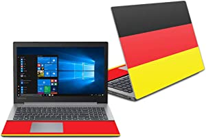 """MightySkins Skin Compatible with Lenovo Ideapad 330 15"""" (2018) - German Flag 