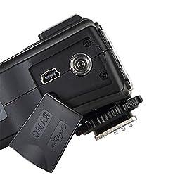 Pixel KingPro CN 3rd Generation Wireless E-TTL Flash Trigger King Pro for Canon DSLR Cameras