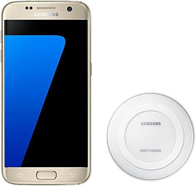 Samsung Galaxy S7 Edge Duos 32GB SM-G935FD dorado: Amazon.es: Electrónica