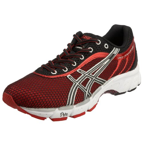 Lightning pour Running de Chaussures Black Rouge Flame Asics Homme qzf8xwnZ