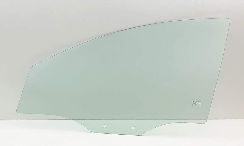 Compatible with 2000-2005 Dodge Neon /& 2000-2001 Plymouth Neon 4 Door Sedan Driver Left Side Front Door Window Glass