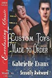 Custom Toys Made to Order, Gabrielle Evans, 1622411897