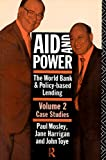 Aid and Power, Paul Mosley and Jane T. Harrigan, 0415062462