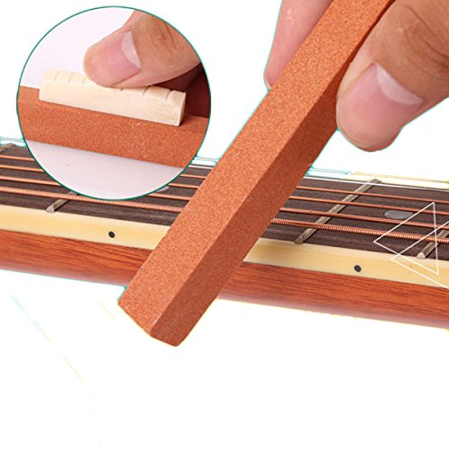 BangBang Guitar Bass Fretboard Sanding Polishing Sander DIY Luthier - Luthiers Guitar Bass