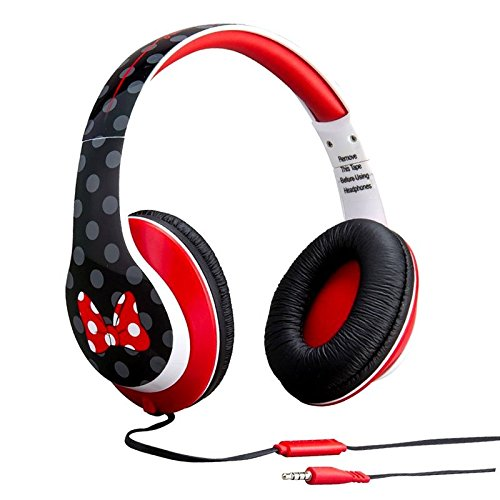 Minnie Over-the-Ear Headphones with Volume Control Refresh ( Di-M40ME.FXv2) [並行輸入品]   B01GIKJJCU