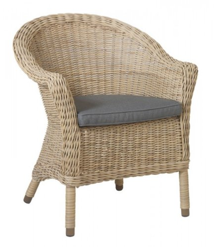4 Seasons Sessel Chester Pure