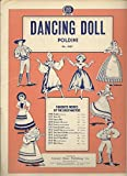 img - for Dancing Doll (Waltzing Doll) By Ed. Poldini, Edited & Fingered By M. Greenwald, Century Music Pub., Piano Solo, Original Sheet Music (Favorite Works of the Great Masters, # 1697) book / textbook / text book