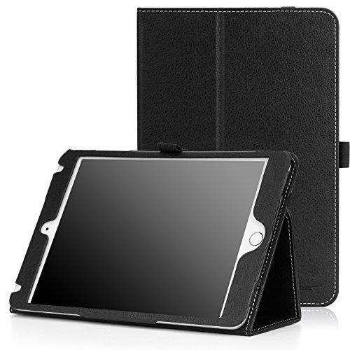 MoKo iPad Mini 4 Case - Slim Folding Cover Case With Auto Wa