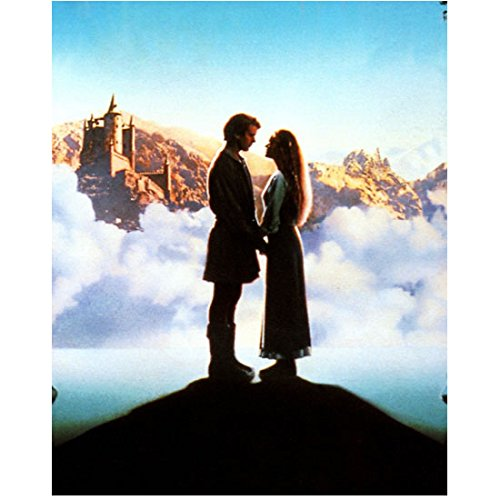 17 Inch Saws - Cary Elwes 11 inch x17 inch LITHOGRAPH The Princess Bride (1987) Saw Liar Liar Standing w/Robin Wright in Clouds w/Castle in Background kn