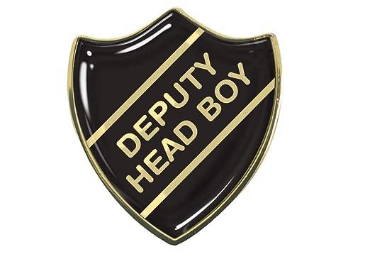 Capricornone Ambassador White School Bar Badge
