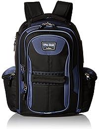 Tpro Bold 2.0 Computer Backpack, Black/Navy, One Size
