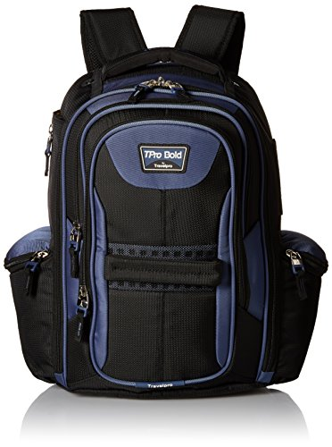 Travelpro Bold Computer Backpack With Laptop and Tablet Sleeves