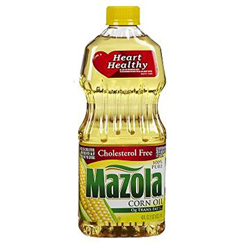 Product Of Mazola, Corn Cooking Oil, Count 1 - Cooking Oil & Spray / Grab Varieties & Flavors