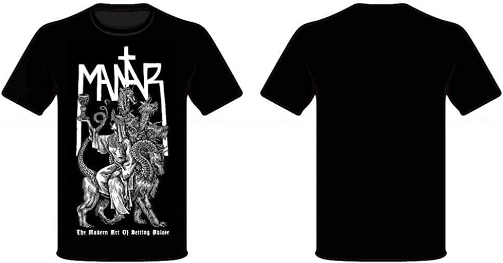 Nuclear Blast MANTAR Ablaze T-Shirt