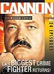 Cannon Season 2 / 6 DVD SET