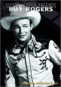 Silver Screen Legends: Roy Rogers (Four-Disc Collector's Set)
