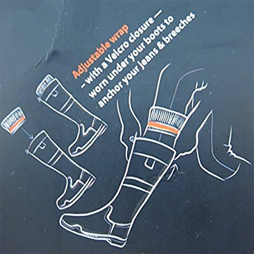 Court Cuir Quarter 3 quitation Boot 10 3 Marche Waterproof Pays Marron Adult Taille Hkm 4 3 Semelle x4qfXx