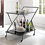 Powell Furniture Serving Cart