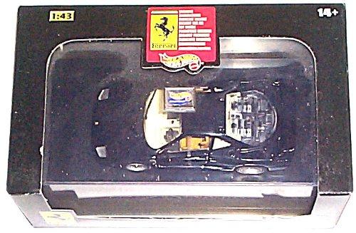 HOT WHEELS 1/43 Scale Diecast 2166 FERRARI F40 1987 BLACK