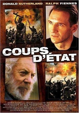 Coups détat [Francia] [DVD]: Amazon.es: Ralph Fiennes ...