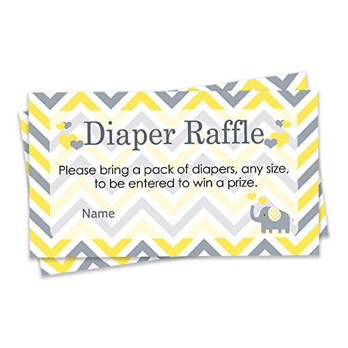 Yellow Diaper Set - 9