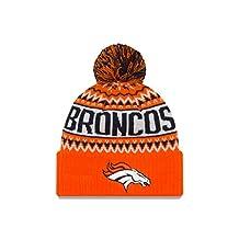 NFL Wintry Pom Knit Beanie