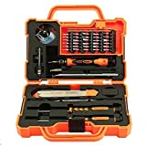45 in 1 Precision Screwdriver Repair Tools Set ,for Smartphone Laptop Computer fit iPhone,iPad,Samsung Galaxy,HTC,LG,Tablet Electronic Devices Repair Maintenance Kit