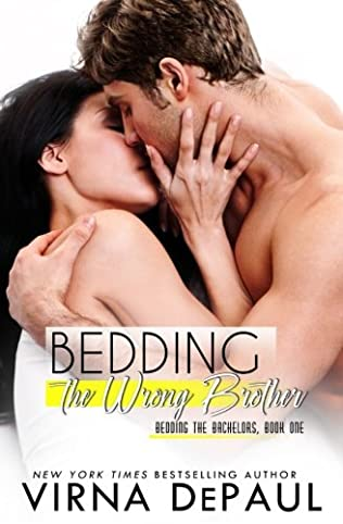 book cover of Bedding The Wrong Brother
