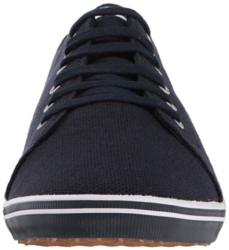 Kingston Navy Sneaker Pique Fred Perry X6RABB