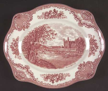 Johnson Brothers Old Britain Castles Serveware