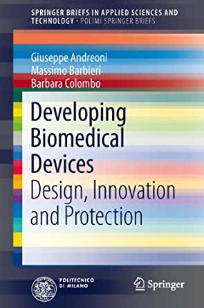 Developing biomedical devices design innovation and for Colombo design amazon