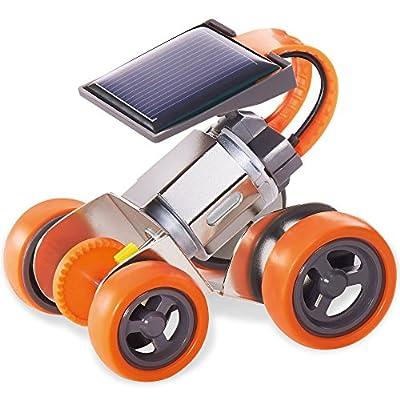 Robotikits Rookie Solar Racer v2 | Solar Powered Vehicle | DIY Robotic Toy: Toys & Games