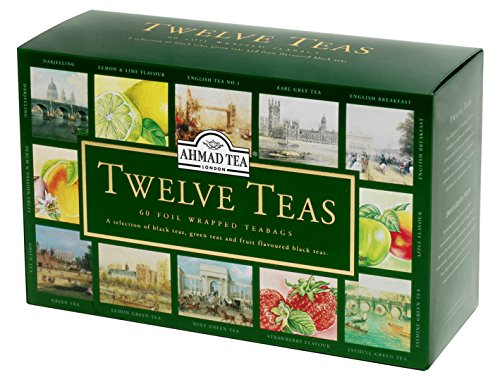 Ahmad Tea 60 Count Assorted Package product image