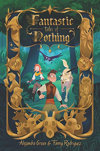 Book Cover: Fantastic Tales of Nothing