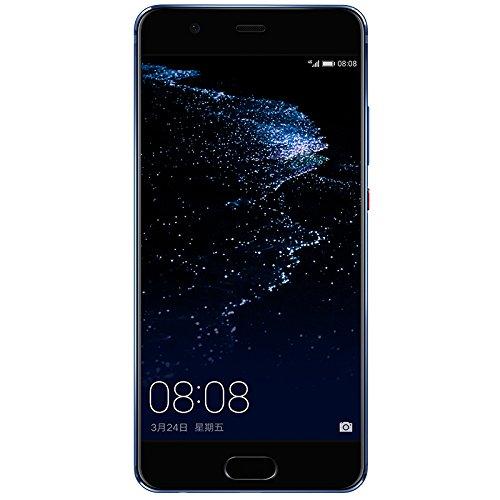 HUAWEI P10 Plus VKY-AL00 5.5 inch Kirin 960 Dual 20 MP + 12 MP (6GB+64GB) Smartphone (Dazzling Blue)