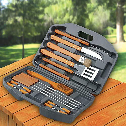 Cuisinart CGS-2010 Premium Grilling Set 10-Piece BBQ GIFT NEW FREE SHIPPING