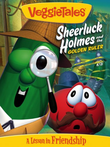 Amazon.com: VeggieTales: Sheerluck Holmes and the Golden