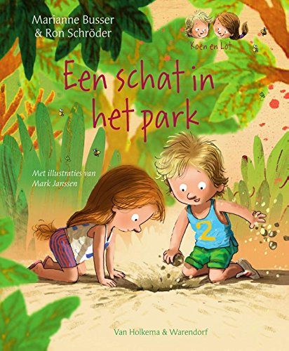 Een schat in het park - AVI-E3: Veilig leren lezen voor ...