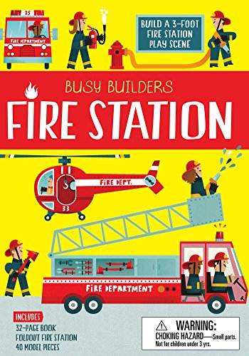 Busy Builders: Fire Station