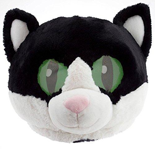 Unicorn Head Costume (# Maskimals Cat Head Large Furry Maskimals)