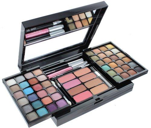 ETA Ultimate Combination Mineral Makeup Set 71 Colors 23.2 Oz by ETA Cosmetics