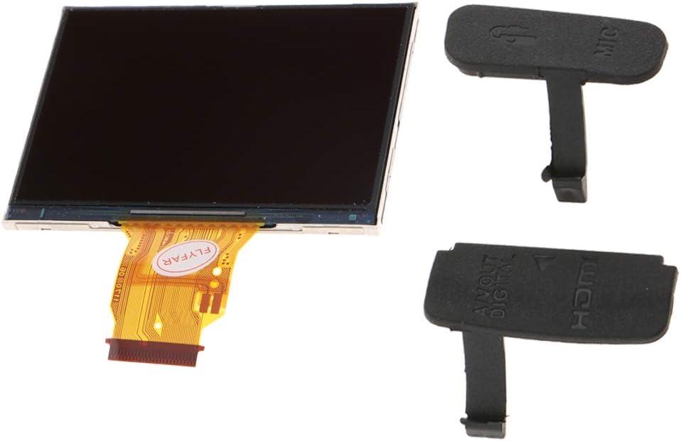 Almencla - Pantalla LCD para cámara réflex Digital Canon EOS 600D ...