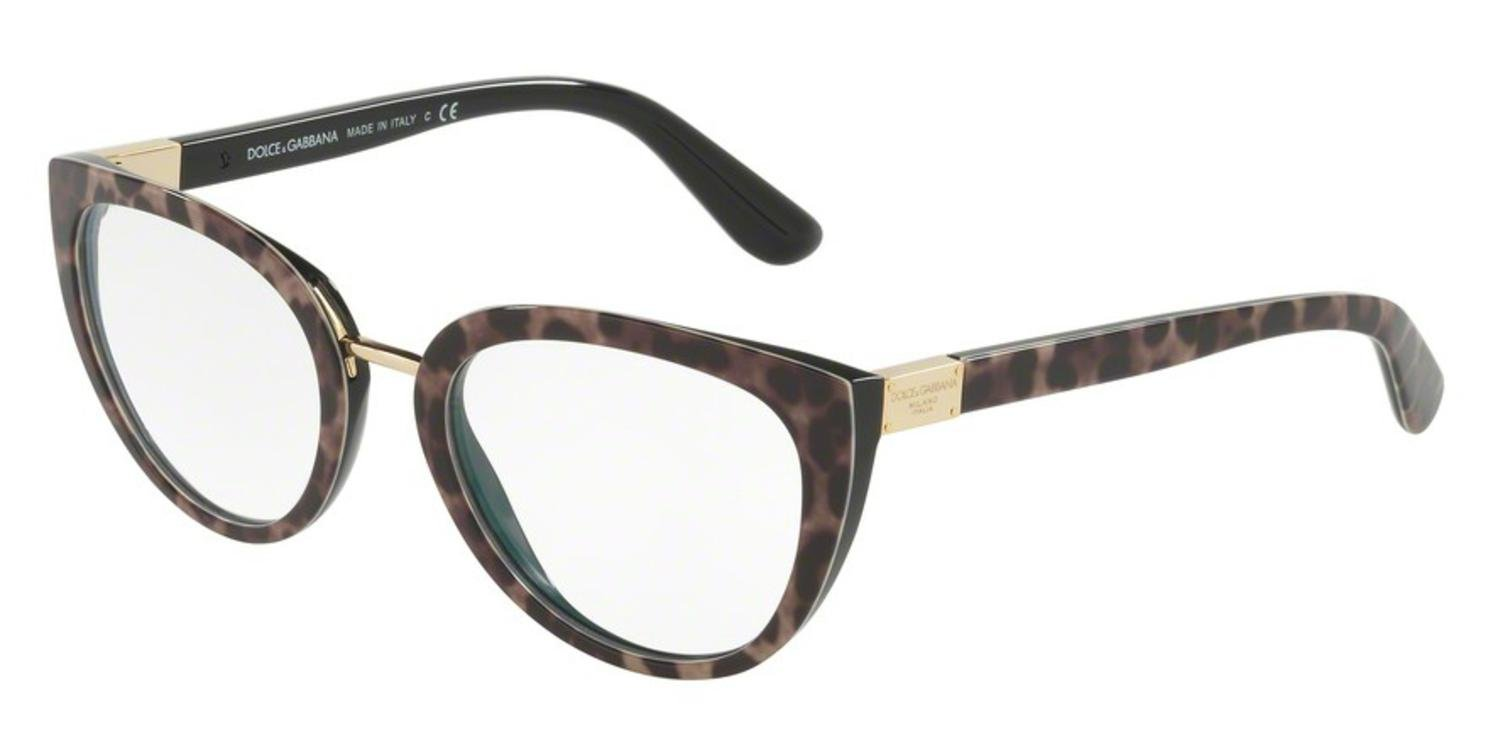 Eyeglasses Dolce & Gabbana DG 3262 1995 LEO PRINT