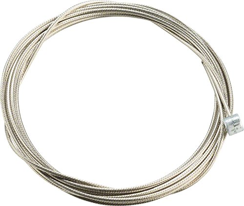 Jagwire Pro Polished Slick Stainless Mountain Brake Cable 1.5x2750mm SRAM/Shimano by Jagwire