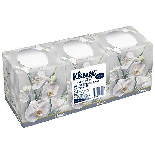 Kleenex Facial Tissue Upright Tissues